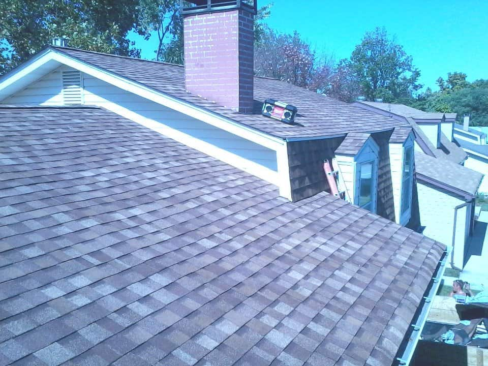 St Louis Roof Job Crane Roofing