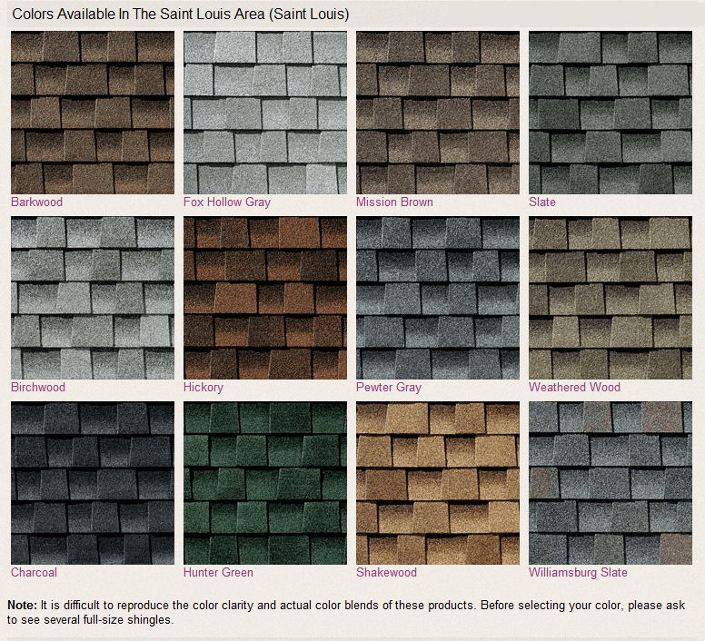 Gaf Timberline Hd Shingle Colors Crane Roofing