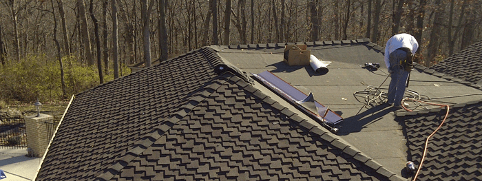 Roofing Contractor in St. Charles