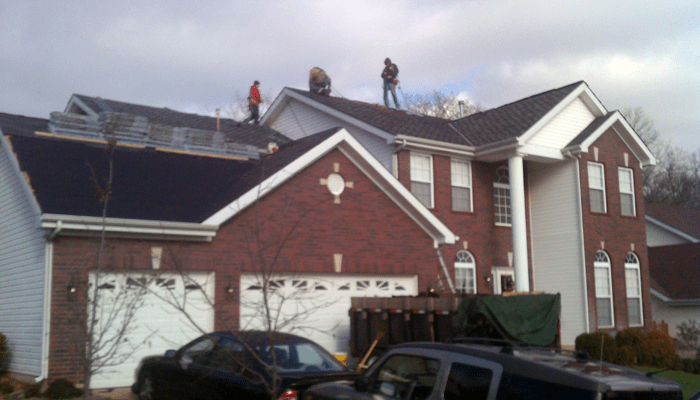 roofing-job